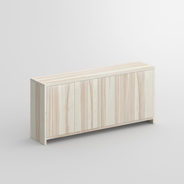 Tailor-Made Sideboard MENA F cam1 custom made in solid wood by vitamin design