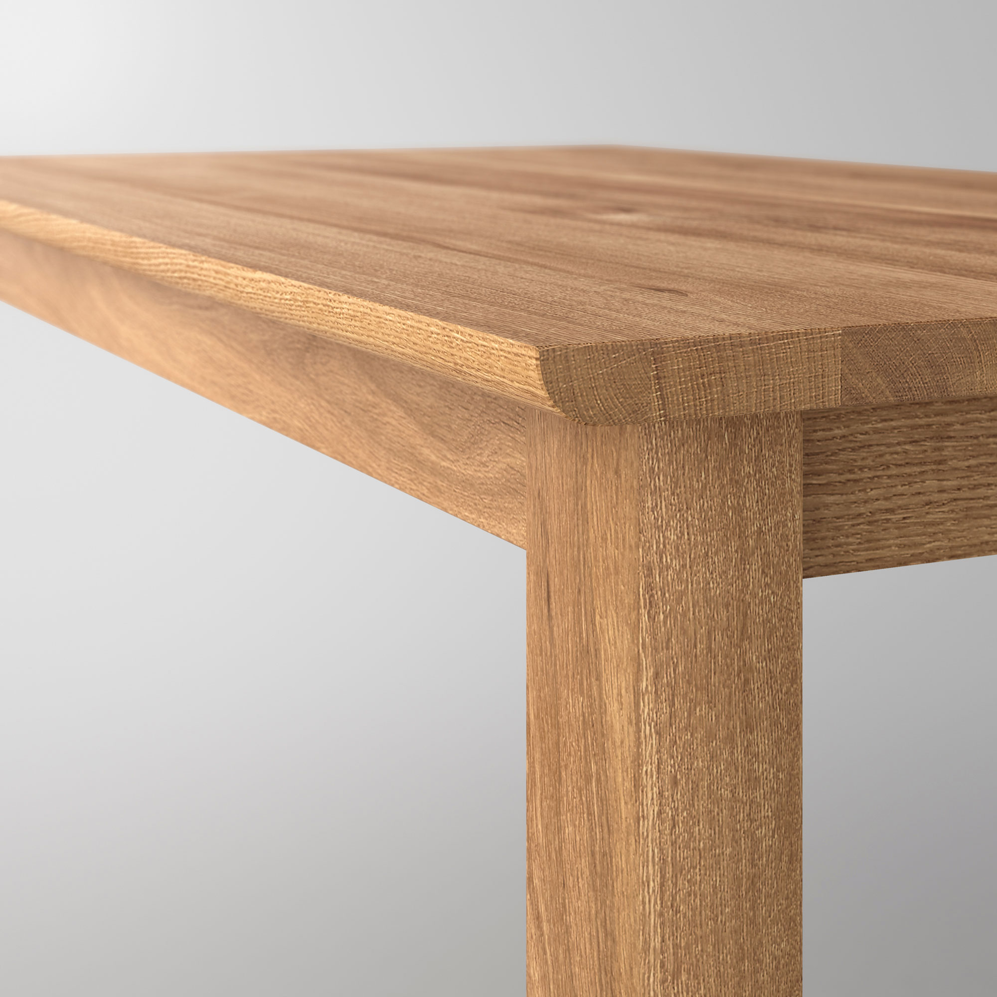 Extendable Dining Table VIVUS BUTTERFLY Cam4 custom made in solid wood by vitamin design
