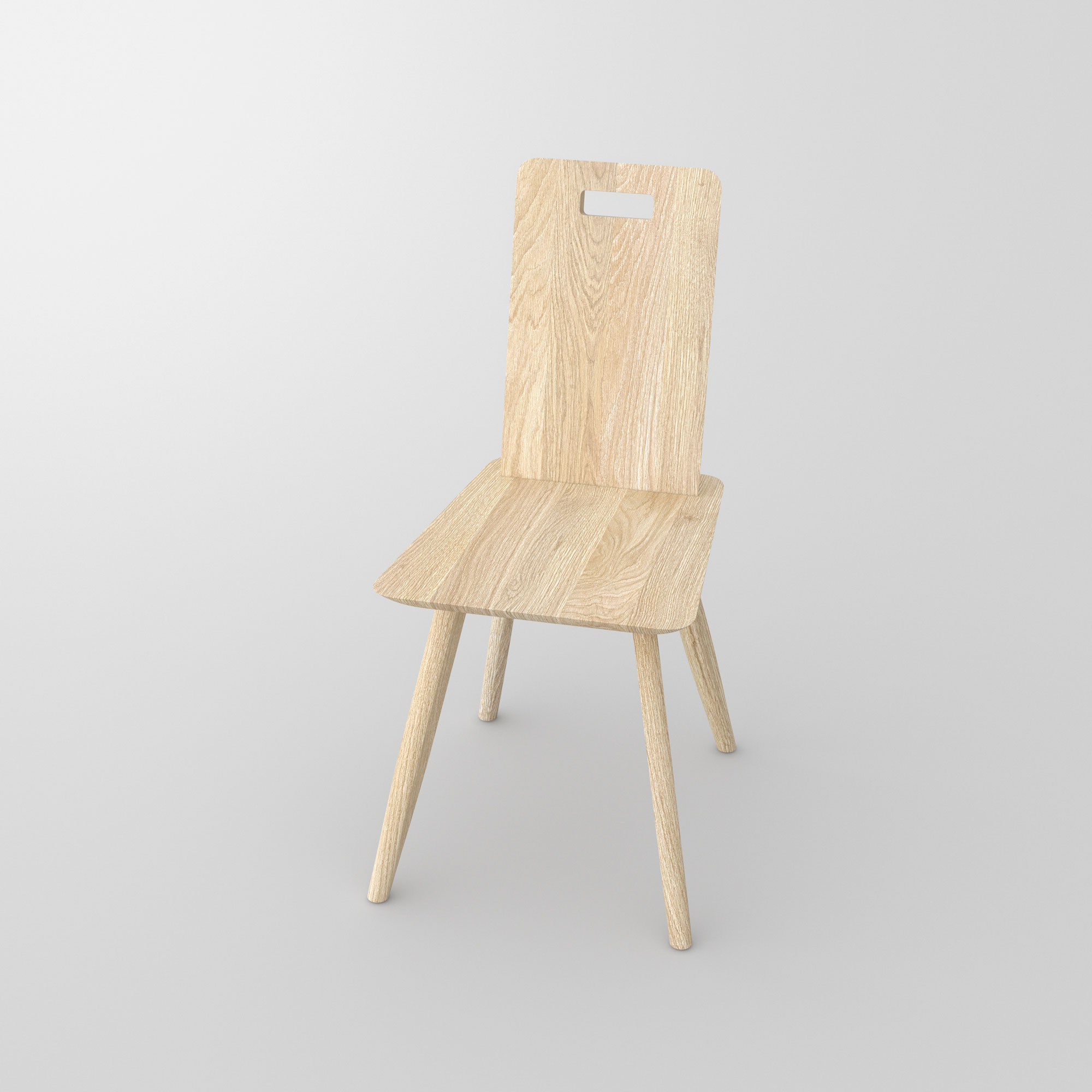 Designer Chair AETAS vitamin-design custom made in solid wood by vitamin design