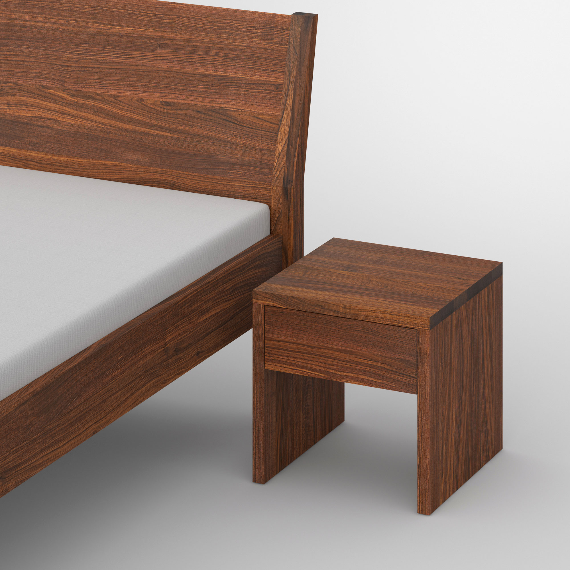 Tailor-Made Night Table MENA cam1 custom made in solid wood by vitamin design