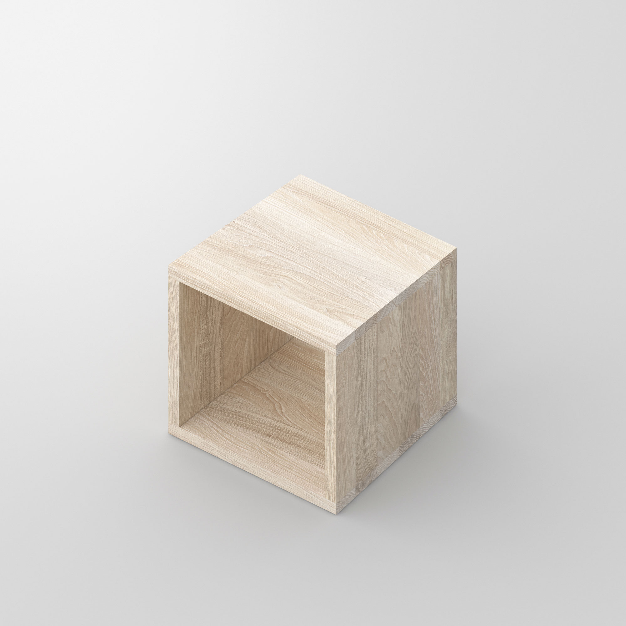 Multifunctional Wooden Coffee Table MENA B 3 cam3 custom made in solid wood by vitamin design