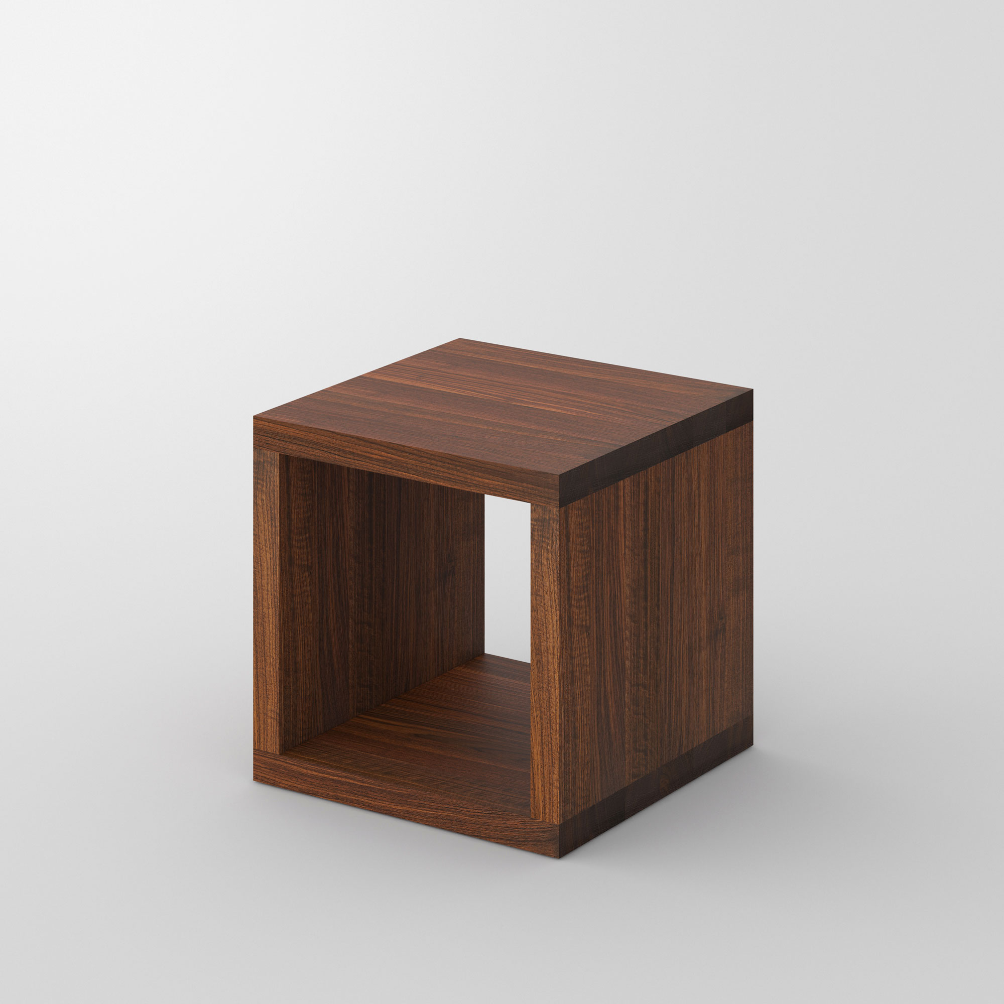 Multifunctional Coffee Table MENA B 4 cam1 custom made in solid wood by vitamin design
