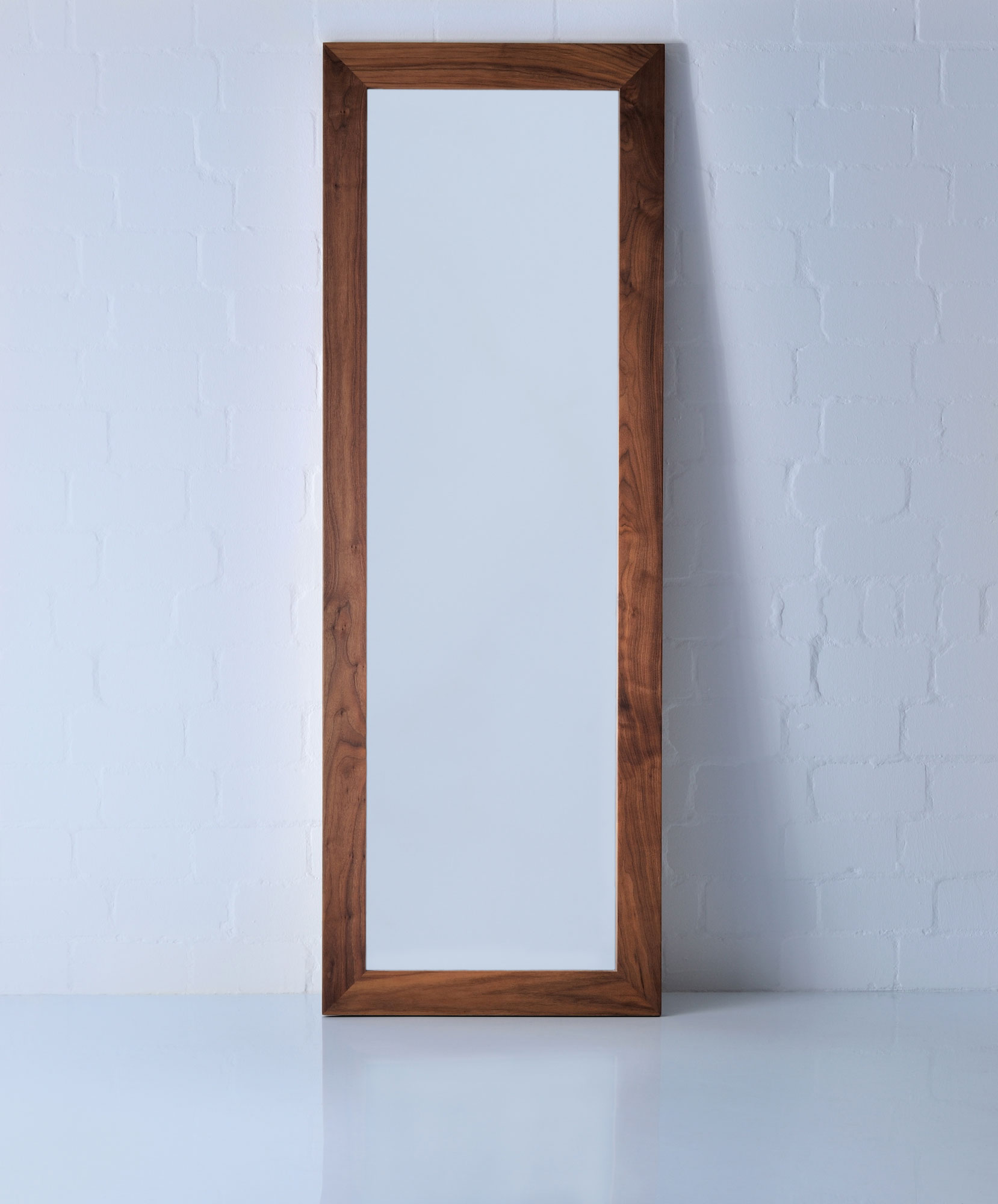 Solid Wood Mirror Accessory MIRROR nef0448 custom made in solid wood by vitamin design