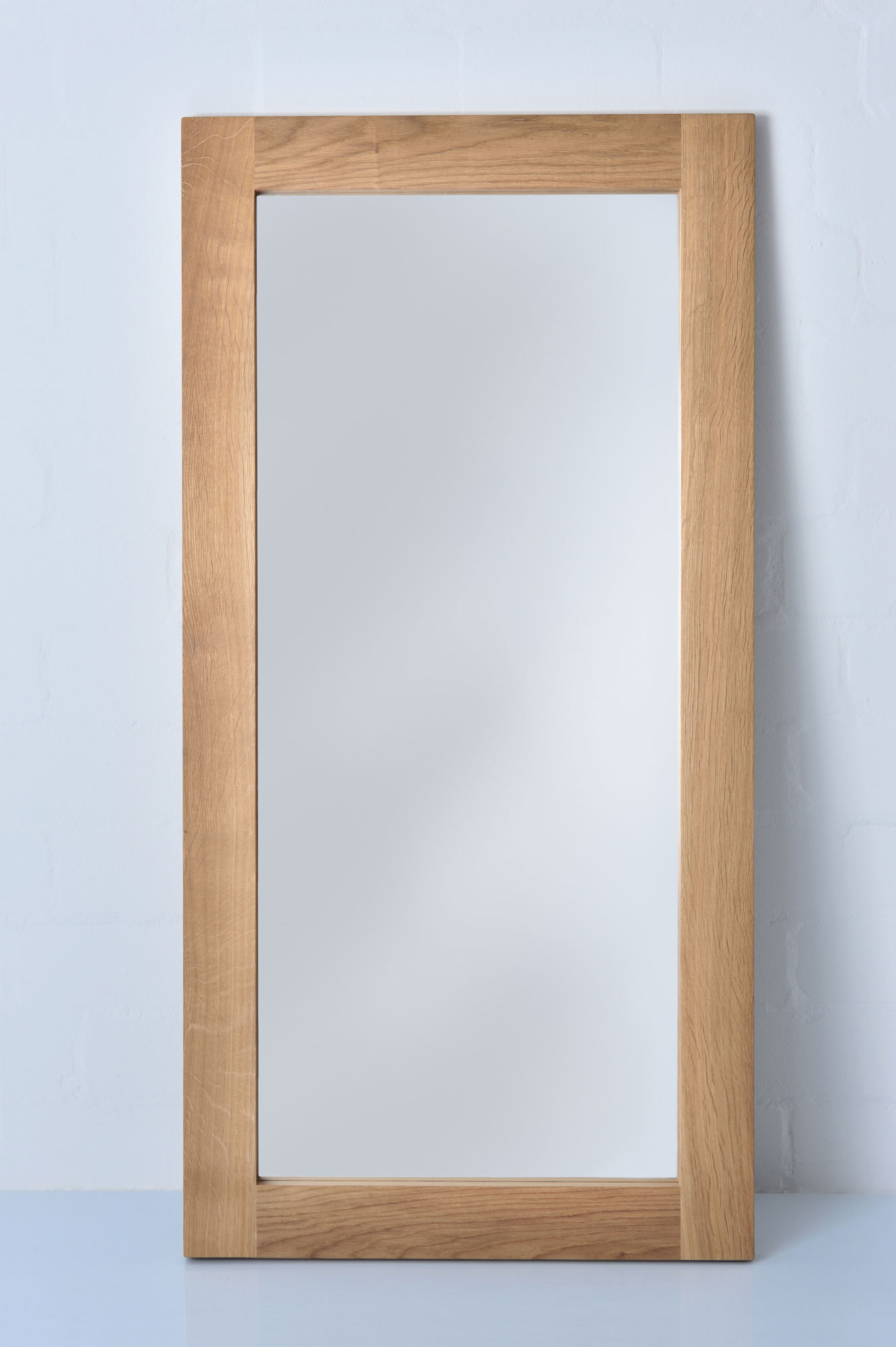 Solid Wood Mirror Accessory MIRROR nef0503 custom made in solid wood by vitamin design