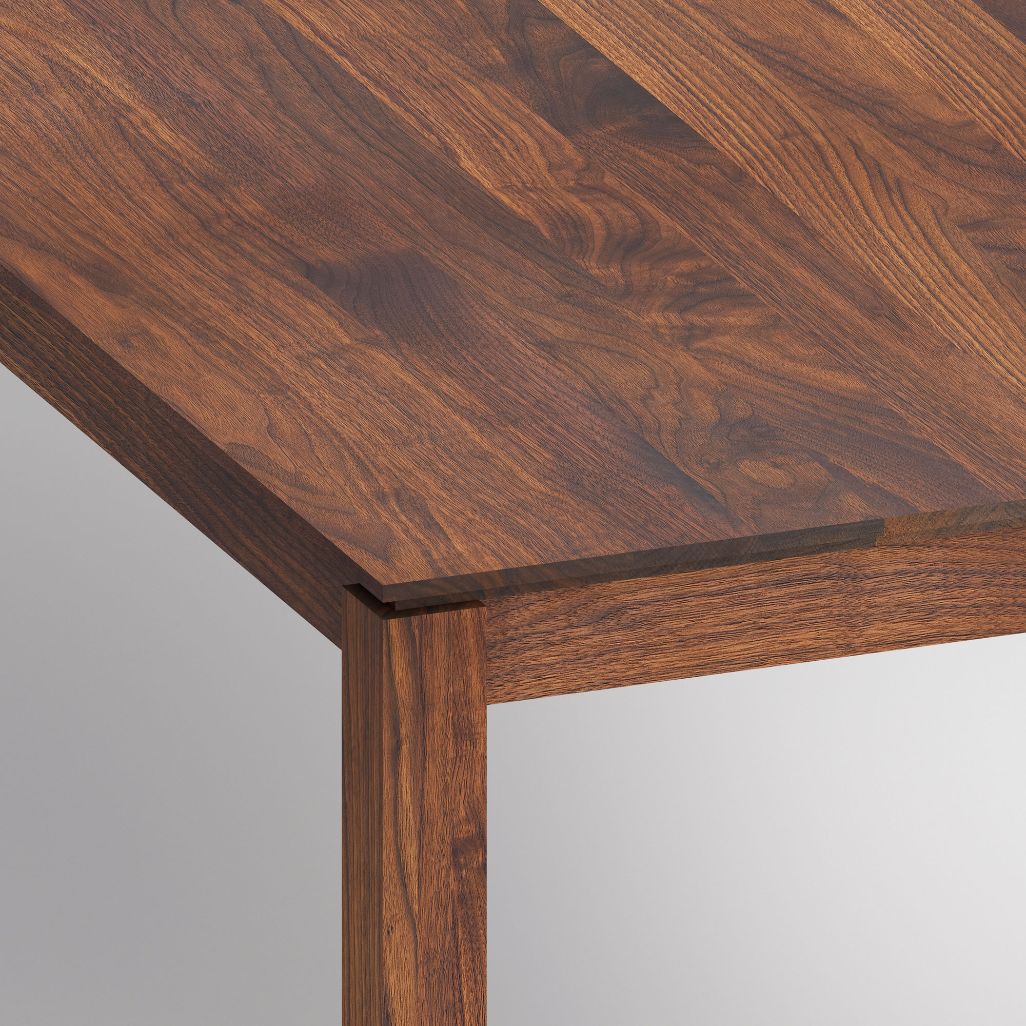 Extending Dining Table CONVERTO BUTTERFLY cam3 custom made in solid wood by vitamin design