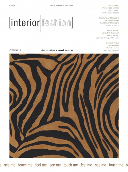 Interiorfashion titel 02.2014